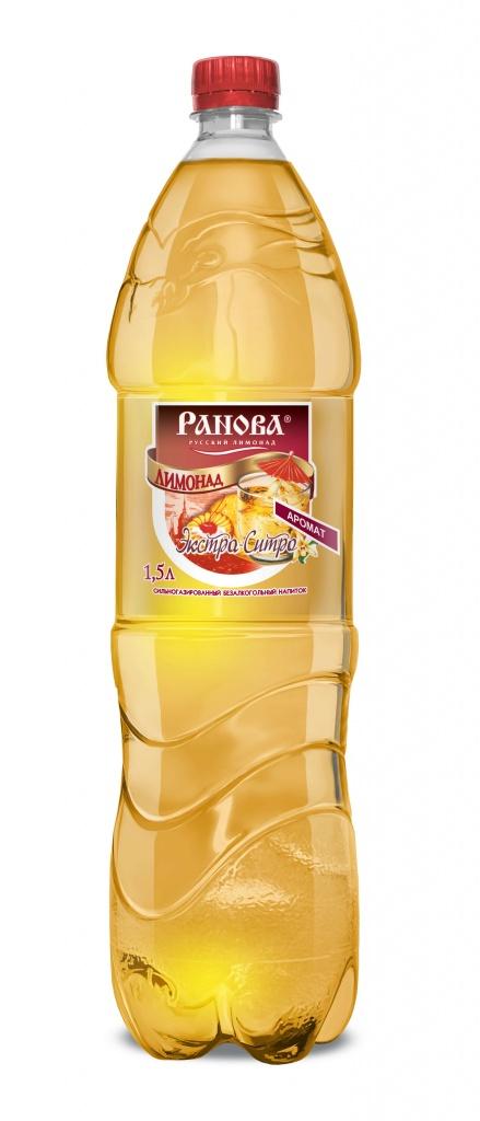 Лимонад Экстра-Ситро 1,5 л.