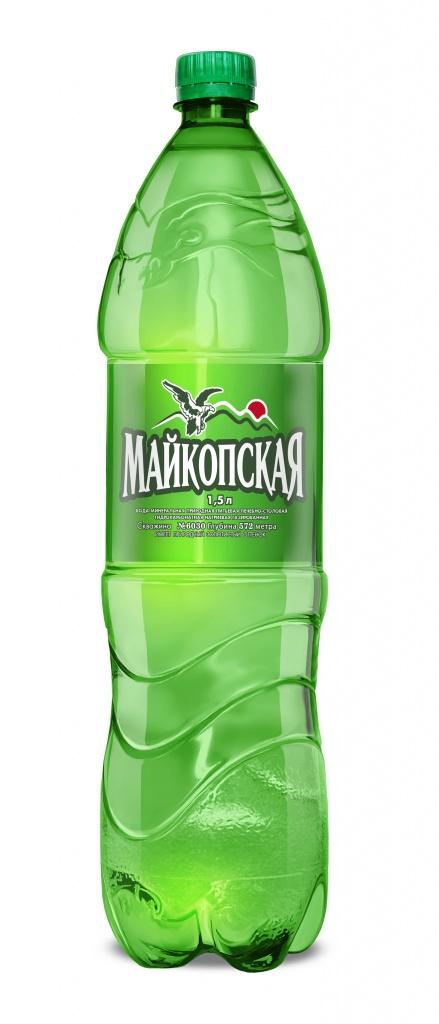 Минеральная вода Майкопская 1,5 л.