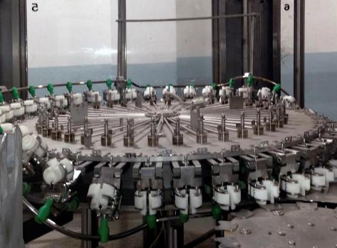 Производственный комплекс по розливу минеральной воды