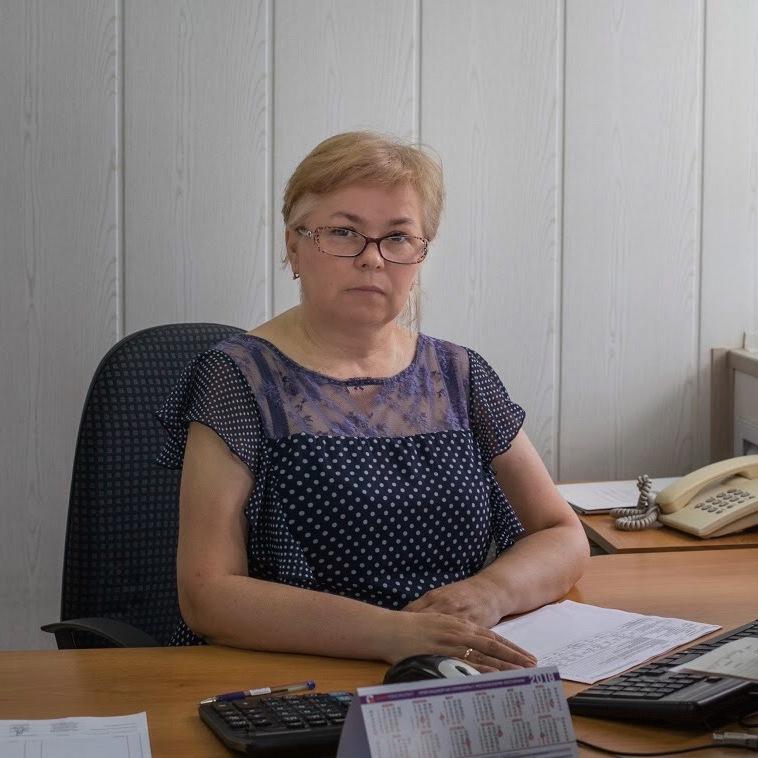 Соколова Ольга Михайловна